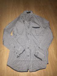 Фирменные рубашки Dsquared и Zara