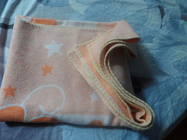Оранжевое одеяло