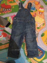 Продам новый джинсовый комбинезон Gap Геп Гап