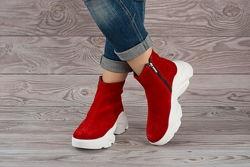 Кожаная женская обувь из Украины