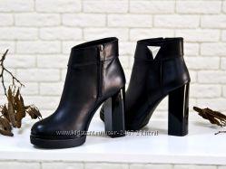 Кожаная обувь от украинских фабрик