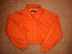 Куртка укороченная, размер 16