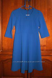 Трикотажное  платье  K&ML размер S-M