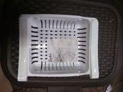 Органайзер для холодильника раздвижной