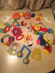 Іграшки моєї доці