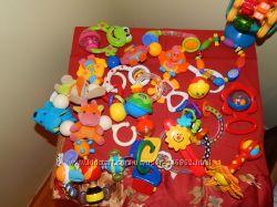 Фірмові іграшки моєї доці