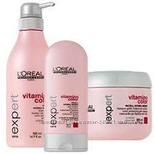 серия Vitamino Color A-OX от LOreal Professionnel для окрашеных волос