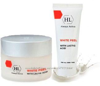 White Peel Holy Land Лактолан  пилинг и SUPER LIFT PEEL