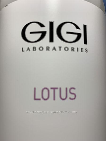 GIGI Lotus Toner - Тонер и стягивающая маска  все типи кожи