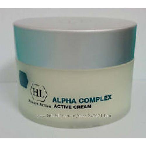 Alpha Complex крем и Лосьон с AHA кислотами Holy Land