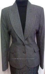 Шерстянной пиджак H&M