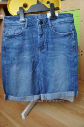 джинсовые шорты marks&spencer
