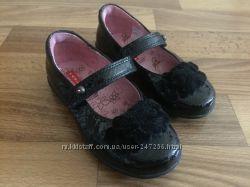 Шикарные  туфельки для маленькой принцессы, 26 размер