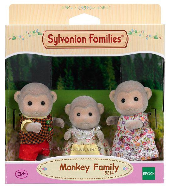 Sylvanian Families семья