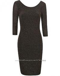 Стильное, красивое, удобное новое миди платье george S-M