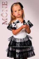 Шикарный наряд для модницы на 3-6 лет