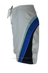 Пляжные шорты-плавки Old Navy белые и бежевые