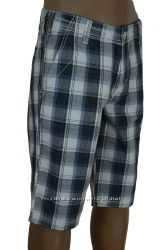 Мужские шорты в клеточку в ассортименте