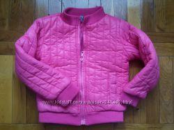 Демисезонные курточки для девочки на 3-4 года
