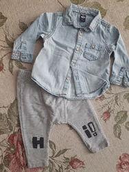 Штаны для мальчика до года