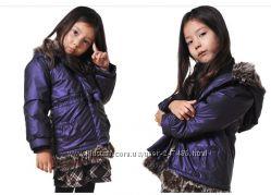 Красивая и теплая курточка на меху