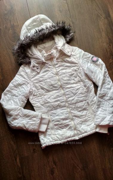 Куртка женская Aeropostale в белом цвете
