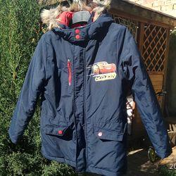Куртка тополино зима коллекция дисней