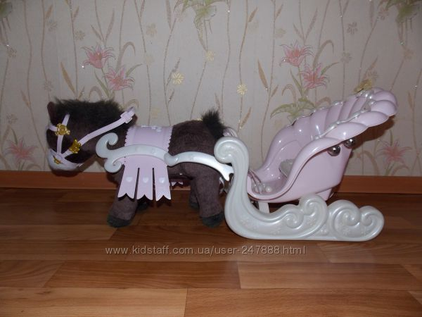 Лошадь Zapf Creation, для куклы Baby Born.