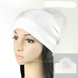 Модные вязаные шапки  пусть ваши ушки не мерзнут.