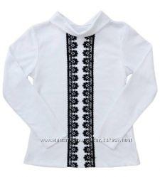 Красивая блузка кофточка в школу