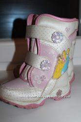 Сапожки Disney Принцессы, размер 8