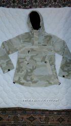 женская куртка анорак Surplus windbreaker камуфляж размер S