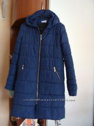 пуховик пальто для беременной