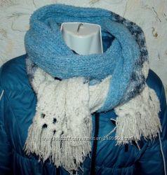 шарф 2 метра