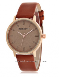 Rebirth RE004 часы стильные надежные водонепроницаемые