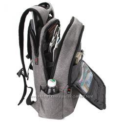 Рюкзак для ноутбука Tigernu T-B3090 серый