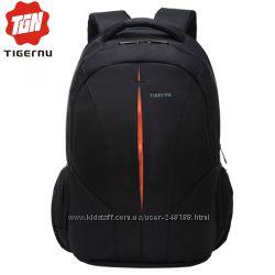 Рюкзак городской  Tigernu T-B3105 чёрно-оранжевый