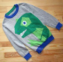 фирменные свитера от 3-7 лет