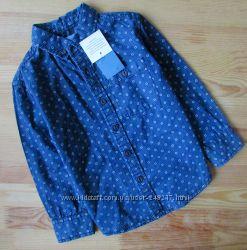 Джинсовая рубашка TU на 5 лет