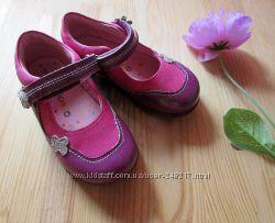 Кожаные туфли start-rite р-р 6, 5