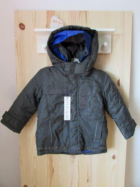 куртка INDIGO -MARKS&SPENCER 2в1 на 2-3 года