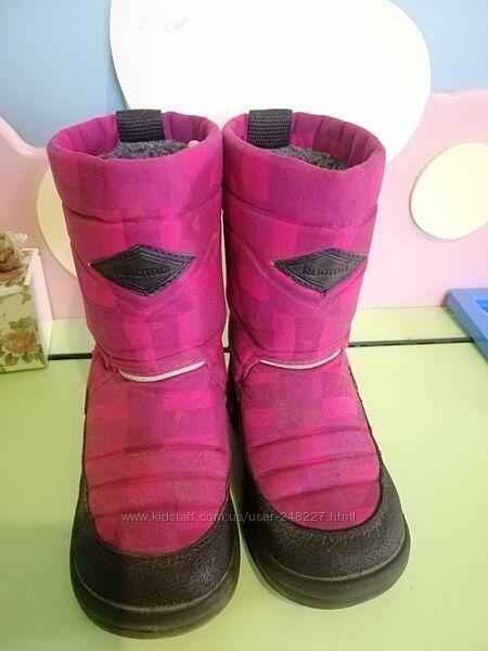 Ботинки Kuoma 27розмір