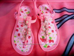 Летние босоножечки для вашей принцесы
