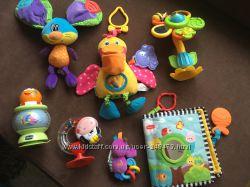 Наши фирменные игрушки Chicco, BabyBaby, Tiny Love, KS Kids