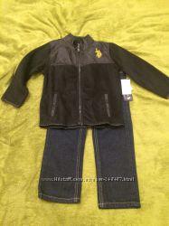 Продам костюм  U. S. POLO ASSN размер 4т.  оригинал