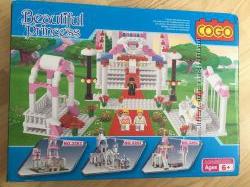 Конструктор 6 COGO  Beautiful Princess
