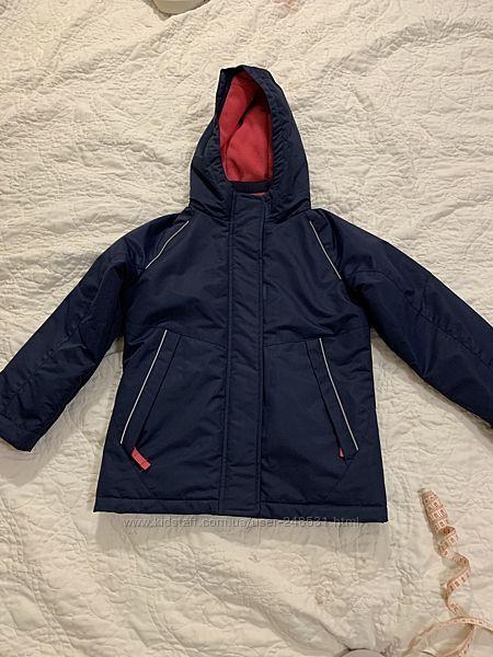 Лыжная спортивная курточка