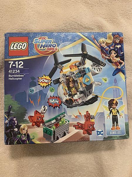 Лего вертолёт Бамблби 41234 оригинал Lego DC