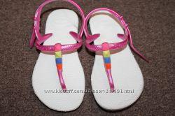 Почти новые пляжные сандалики Havaianas18, 5