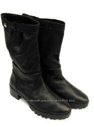 Модные сапоги, ботинки zara 41 размер